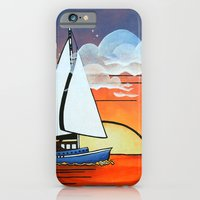 iPhone & iPod Case featuring The Journey by CSNSArt