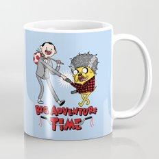 Time For a Big Adventure Mug