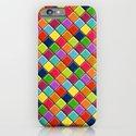 neon keyboard iPhone & iPod Case
