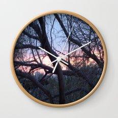 Arizona Sunset 2 Wall Clock