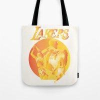 Lakers Tote Bag