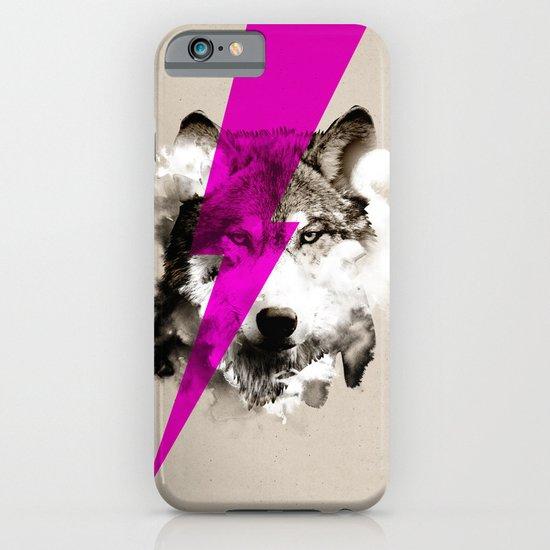Wolf Rocks iPhone & iPod Case