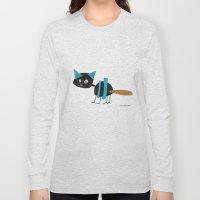Louisa's Cat Long Sleeve T-shirt