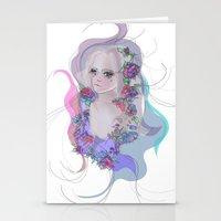 Cosmic Lola Stationery Cards