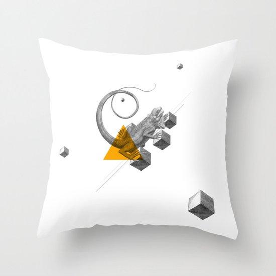 Archetypes Series: Elusiveness Throw Pillow