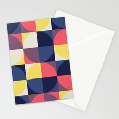 Quarters Quilt 1 Stationery Cards