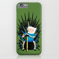 Finn / Game Thrones iPhone 6 Slim Case