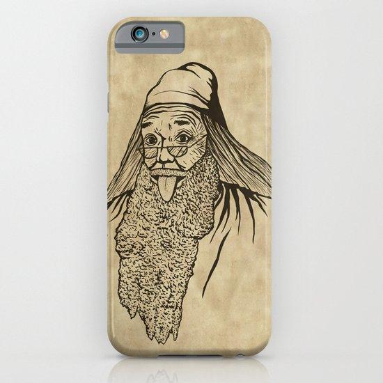 Albert Dumblestein iPhone & iPod Case