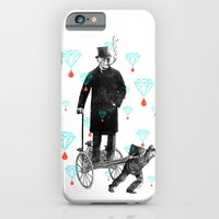 iPhone Cases featuring Lutte des Classes by victor calahan