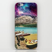 VACATION SPOT iPhone & iPod Skin