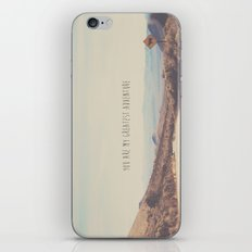 you are my greatest adventure ... iPhone & iPod Skin