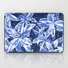 Aloha Blue iPad Case