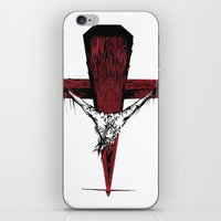 Jesus iPhone & iPod Skin