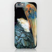 iPhone & iPod Case featuring Bird by Oliver Dominguez