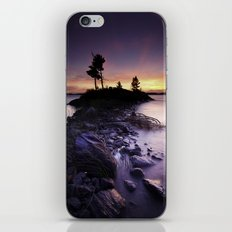 Separation Point iPhone & iPod Skin