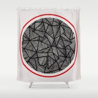 - odyssey - Shower Curtain
