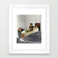 The Industrial Framed Art Print