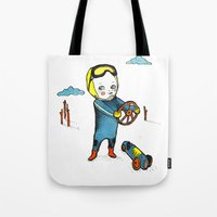 I Am Fangio Tote Bag