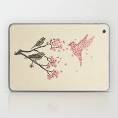 Blossom Bird  Laptop & iPad Skin