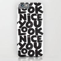 YOU LOOK NICE iPhone 6 Slim Case