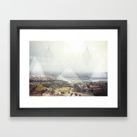 Hampi Framed Art Print