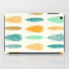Feathers 2 iPad Case
