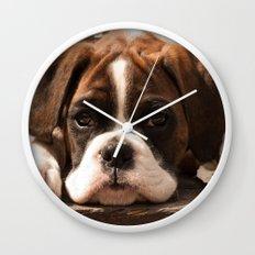 Alfie I Wall Clock