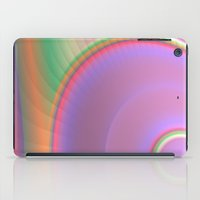Some Curvy Colors iPad Case