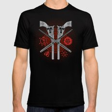 Perdition (Demon Hunter's Variant) SMALL Mens Fitted Tee Black