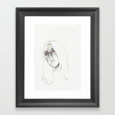 Highlight Framed Art Print