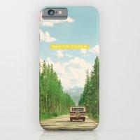 NEVER STOP EXPLORING IV iPhone 6 Slim Case