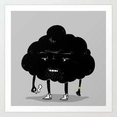 Mr. Optimistic Art Print