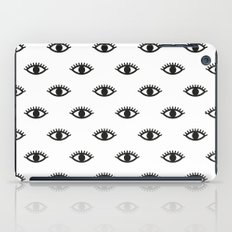 eyes iPad Case