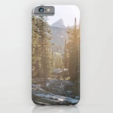 Sunset in the Backcountry iPhone 6 Slim Case