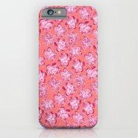 Wallflower - Rosette iPhone 6 Slim Case