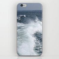 Boat Ride iPhone & iPod Skin