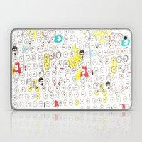 oops Laptop & iPad Skin