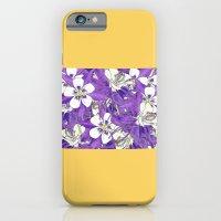 Colorado in Flowers iPhone 6 Slim Case