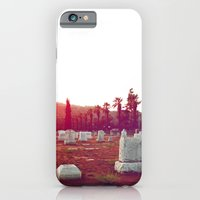 iPhone & iPod Case featuring The death of California by mjdesignphoto