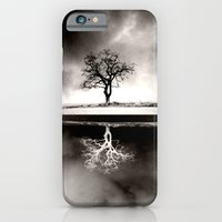 SOLITARY REFLECTION iPhone 6 Slim Case