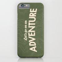 The Adventure iPhone 6 Slim Case