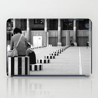 Full speed ahead into the wall iPad Case