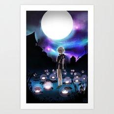 Fragile Dreams Art Print