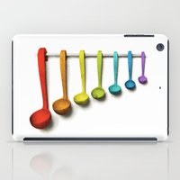 Xylospoons iPad Case