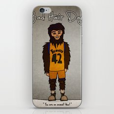 bad hair day no:2 / Teen Wolf iPhone & iPod Skin