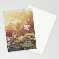 Lemon Flowers Stationery Cards