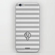 KONK primitive hardware iPhone & iPod Skin
