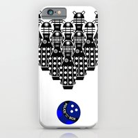 Time for Bowling. Doctor Who. iPhone 6 Slim Case