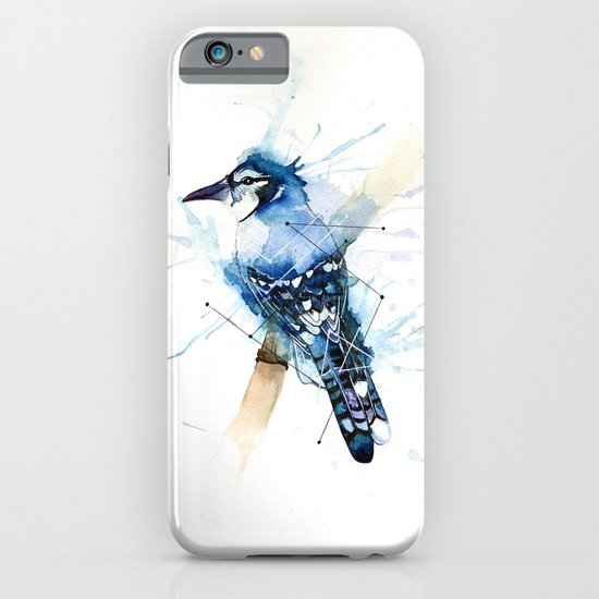 Blue Jay iPhone & iPod Case