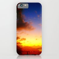 Caribbean Sunset, St. Maarten iPhone 6 Slim Case